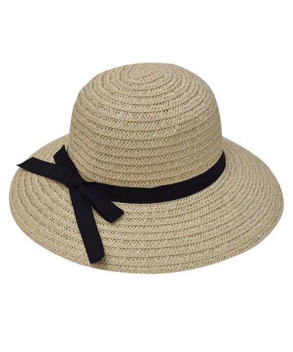 Καπέλο γυναικείο με κορδέλα - STAMION