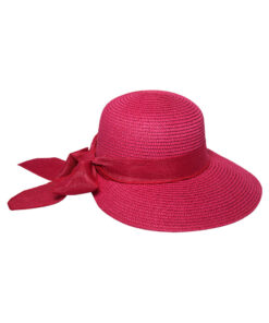 Καπέλο Japanese με λινή κορδέλα - STAMION