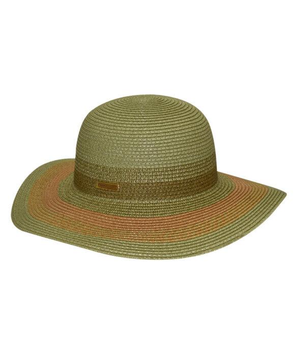 Καπέλο floppy με ριγέ πλέξη - STAMION
