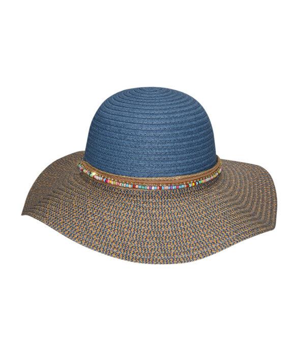 Καπέλο γυναικείο με χάντρες - STAMION