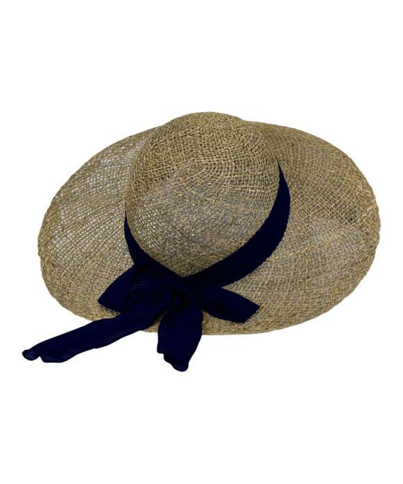 Καπέλο floppy ψάθινο - STAMION