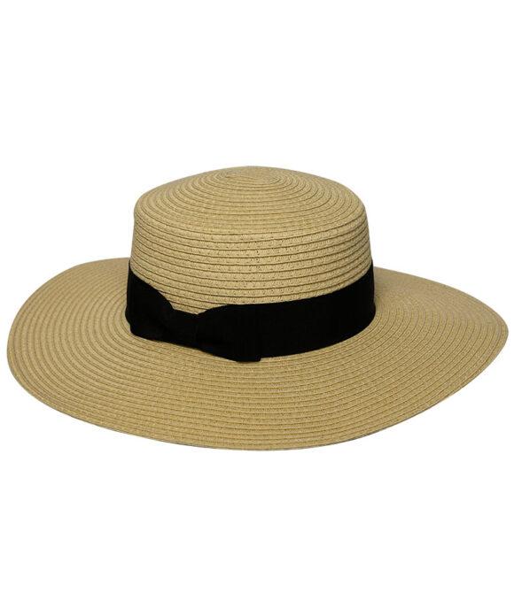 Καπέλο γυναικείο πλατύγυρο - STAMION