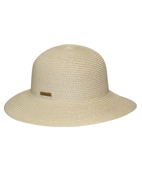 Καπέλο γυναικείο μονόχρωμο - STAMION