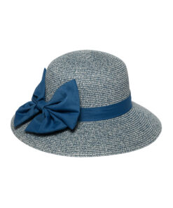 Καπέλο γυναικείο με μεγάλο φιόγκο - STAMION