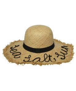 Καπέλο ψάθινο Sea