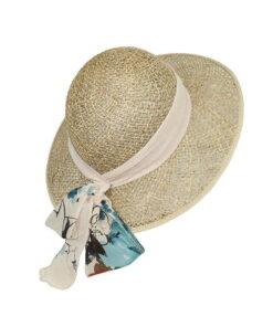 Καπέλο ψάθινο κοφτό - STAMION