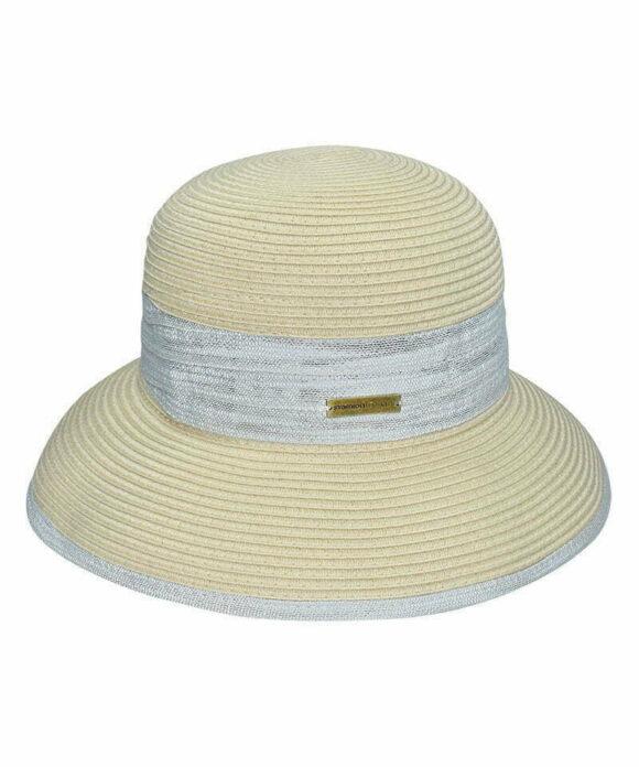 Καπέλο με κορδέλα και φιόγκο - STAMION