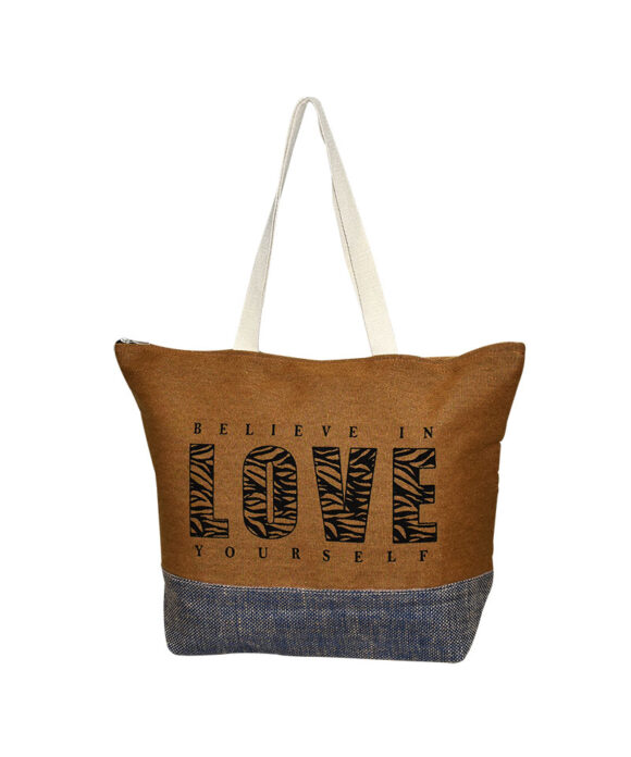 Τσάντα θαλάσσης Love - STAMION