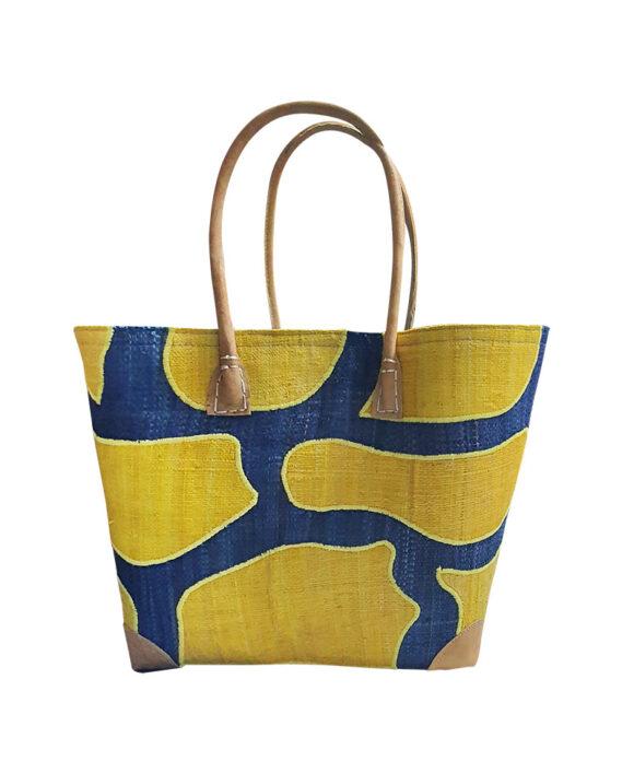 Τσάντα θαλάσσης χειροποίητη Μαδαγασκάρης - STAMION