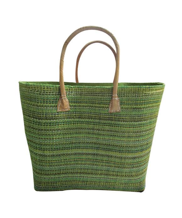 Τσάντα θαλάσσης Μαδαγασκάρης με ρίγες - STAMION