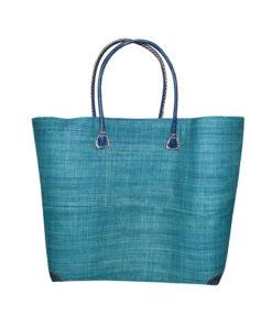 Τσάντα θαλάσσης Μαδαγασκάρης μονόχρωμη - STAMION