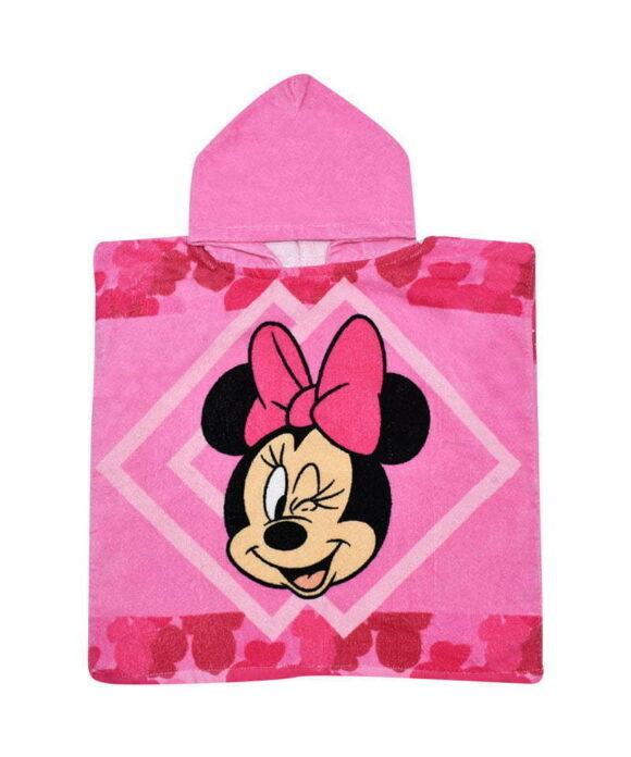 Πόντσο θαλάσσης Disney Minnie - MINNIE