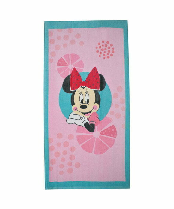 Πετσέτα θαλάσσης Disney Minnie portrait - MINNIE