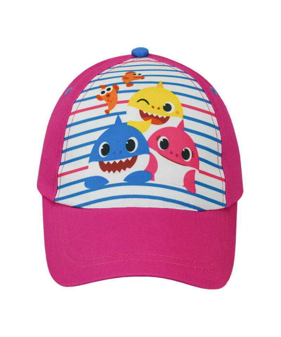 Καπέλο τζόκεϋ Baby Shark για κορίτσι - BABY SHARK