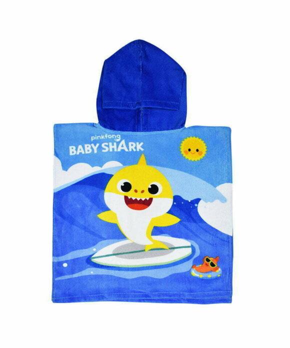 Πόντσο θαλάσσης Baby Shark με σανίδα - BABY SHARK
