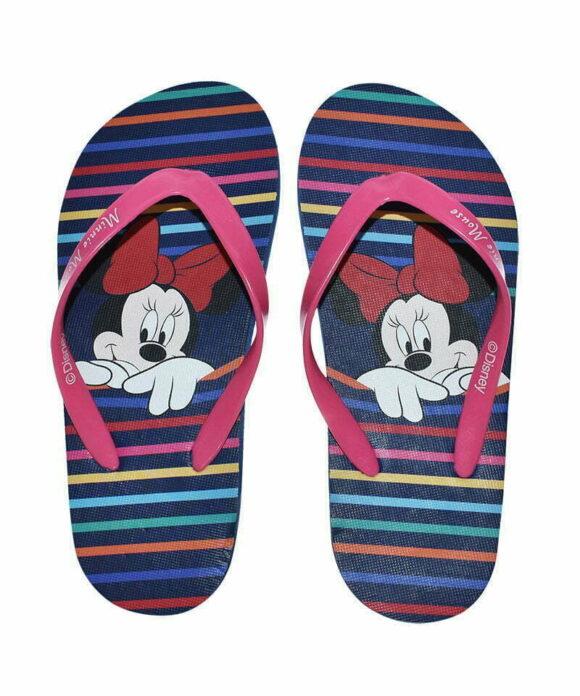 Σαγιονάρες Disney Minnie με ρίγες - MINNIE