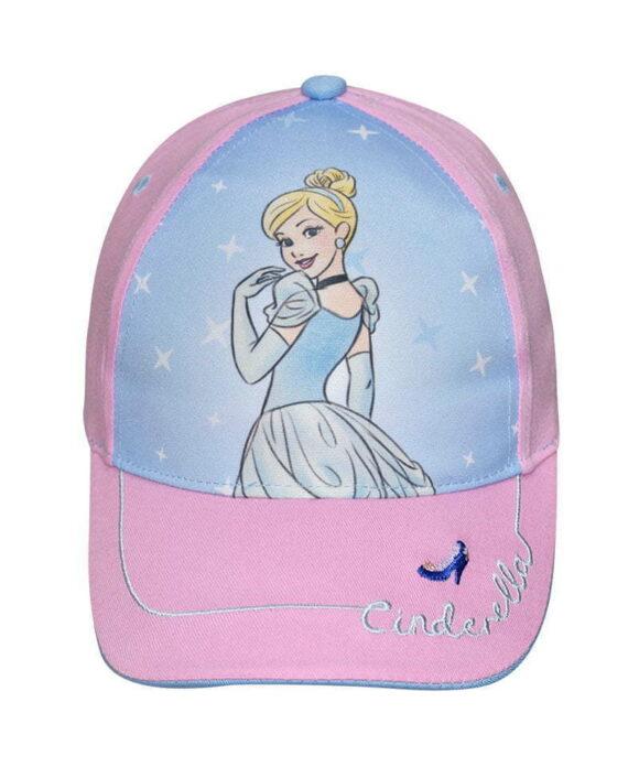Παιδικό καπέλο τζόκεϋ  Σταχτοπούτα - PRINCESS