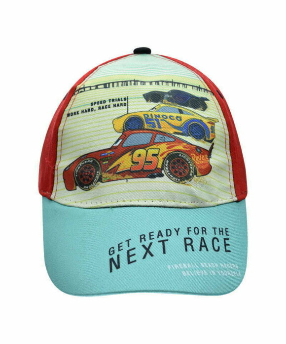 Παιδικό καπέλο τζόκεϋ  CARS - CARS