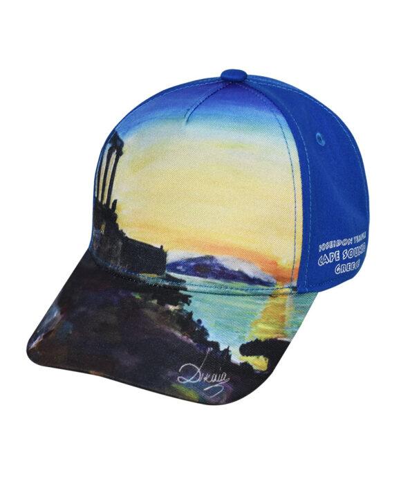 Καπέλο τζόκεϋ  Σούνιο - DIKEA