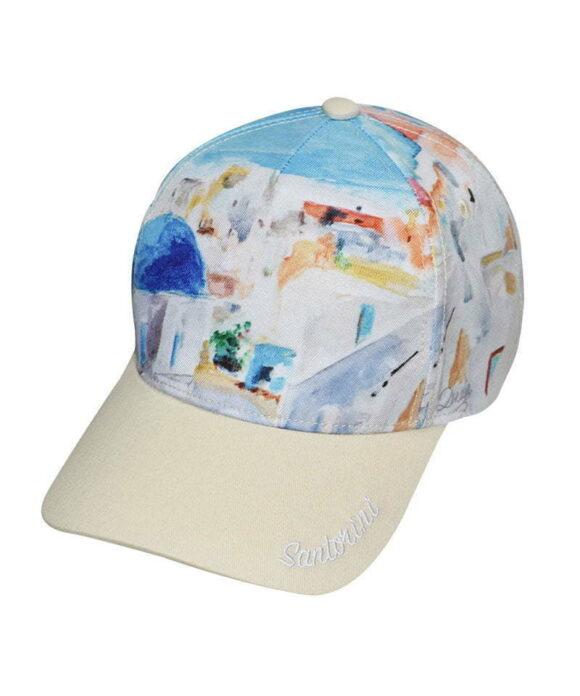 Καπέλο τζόκεϋ  Σαντορίνη - DIKEA