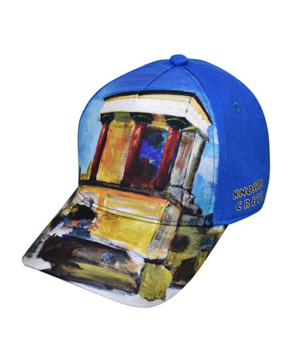Καπέλο τζόκεϋ  Κνωσός - DIKEA