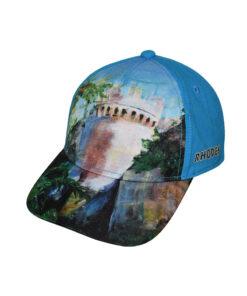 Καπέλο τζόκεϋ  Ρόδος - DIKEA