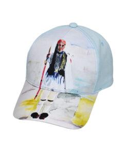 Καπέλο τζόκεϋ  Τσολιάς - DIKEA