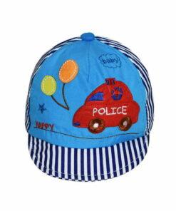 Καπελάκι jockey Romeo Gigli  Police - STAMION