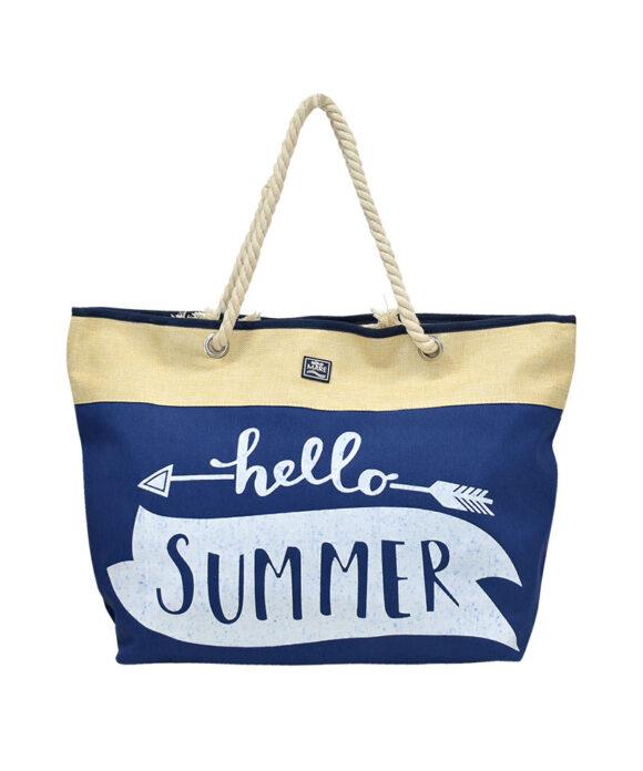Τσάντα θαλάσσης Hello Summer - STAMION