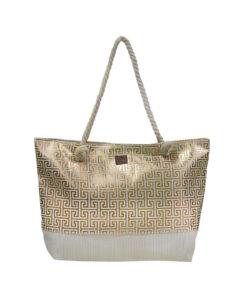 Τσάντα θαλάσσης glam - STAMION
