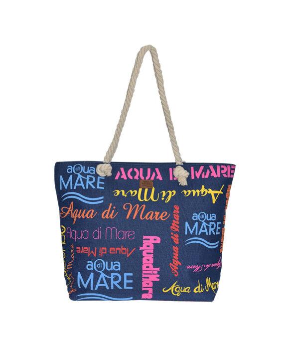 Τσάντα θαλάσσης Aqua di Mare logo - STAMION