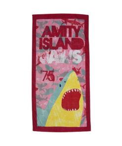 Πετσέτα θαλάσσης Jaws για κορίτσι - JAWS