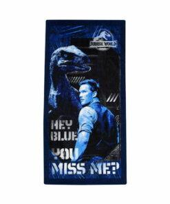 Πετσέτα θαλάσσης Jurassic World Hey Blue - JURASSIC WORLD