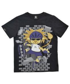 Παιδικό t-shirt κοντομάνικο  MAXBUDDIES - MAXBUDDIES