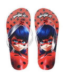 Σαγιονάρες Miraculous Ladybug κυψέλες - MIRACULOUS LADYBUG
