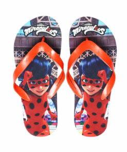 Σαγιονάρες Miraculous Ladybug running - MIRACULOUS LADYBUG