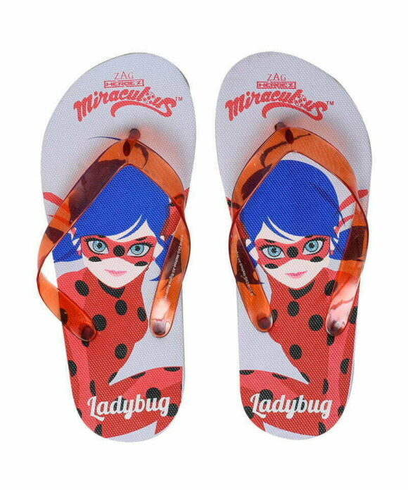Σαγιονάρες Miraculous Ladybug ready - MIRACULOUS LADYBUG