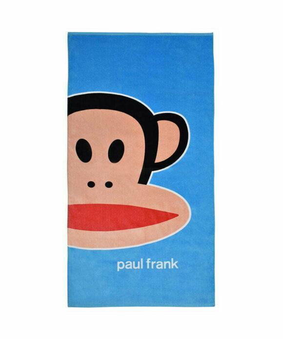 Πετσέτα θαλάσσης Paul Frank μπλε - PAUL FRANK