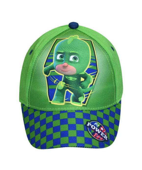 Παιδικό καπέλο τζόκεϋ  PJ MASKS - PJ MASKS