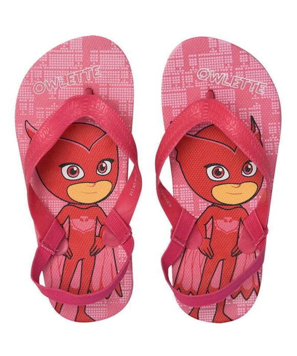 Σαγιονάρες βρεφικές PJ Masks Owlette - PJ MASKS