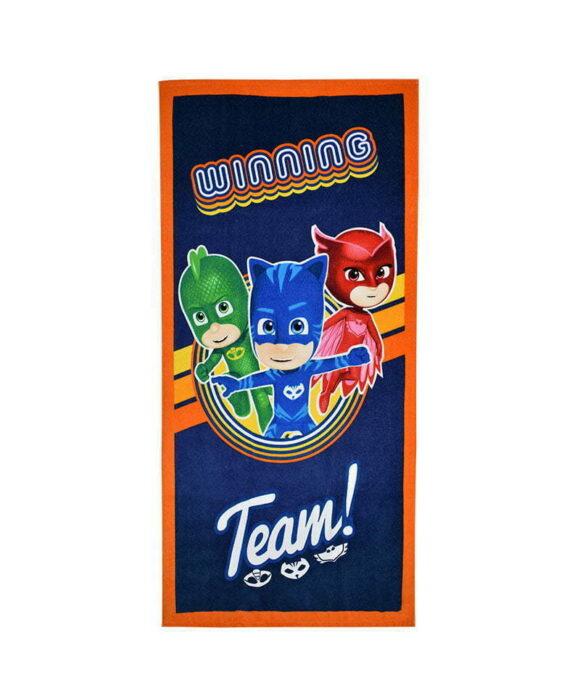 Πετσέτα θαλάσσης PJ Masks Winning Team - PJ MASKS