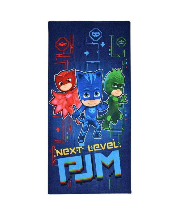 Πετσέτα θαλάσσης PJ Masks Next Level - PJ MASKS