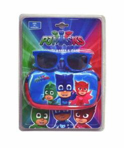 Παιδικά γυαλιά ηλίου & θήκη  PJ MASKS - PJ MASKS