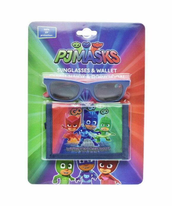 Παιδικά γυαλιά ηλίου & πορτοφόλι  PJ MASKS - PJ MASKS