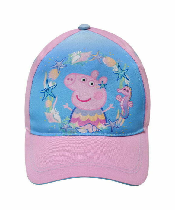 Παιδικό καπέλο τζόκεϋ  PEPPA PIG - PEPPA PIG