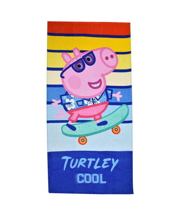 Πετσέτα θαλάσσης George Pig - PEPPA PIG