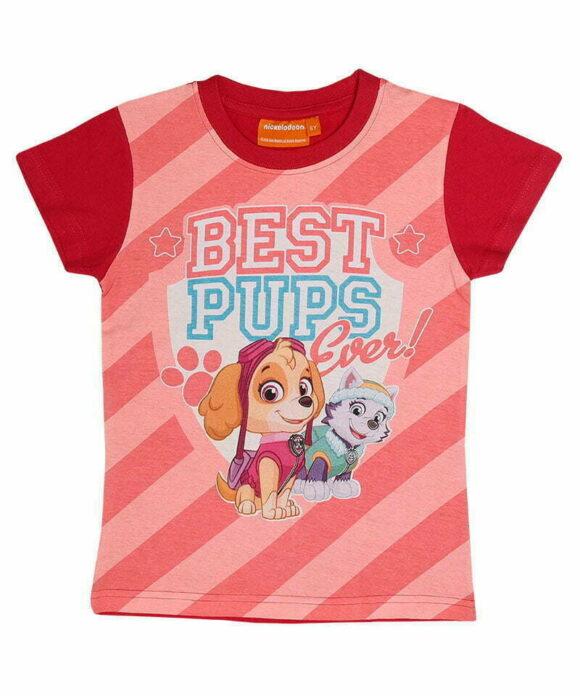 T-shirt για κορίτσια Paw Patrol - PAW PATROL