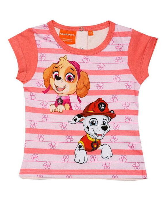 Μπεμπέ t-shirt κοντομάνικο  PAW PATROL - PAW PATROL