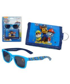 Παιδικά γυαλιά ηλίου & πορτοφόλι  PAW PATROL - PAW PATROL