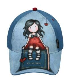 Παιδικό καπέλο τζόκεϋ Santoro Gorjuss  MY STORY - SANTORO